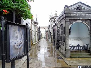 Buenos Aires (Argentina) - Cemitério da Recoleta