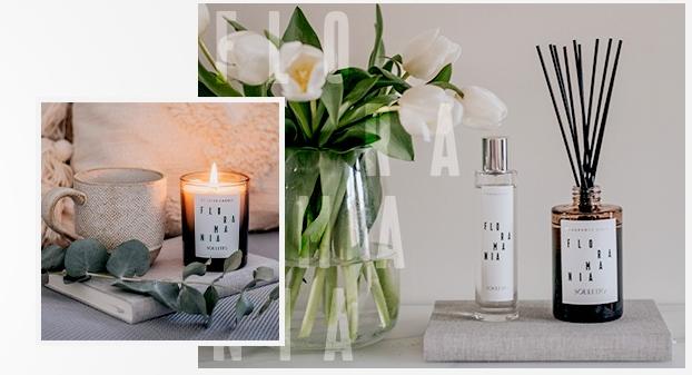 Home fragrances for summer