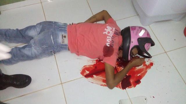 URGENTE - Ladrões invadem casa para roubar na cidade de Cacoal e levam bala do proprietário