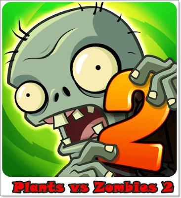 تحميل لعبة النباتات ضد الزومبي Plants vs Zombies 2 تحديث جديد للأندرويد