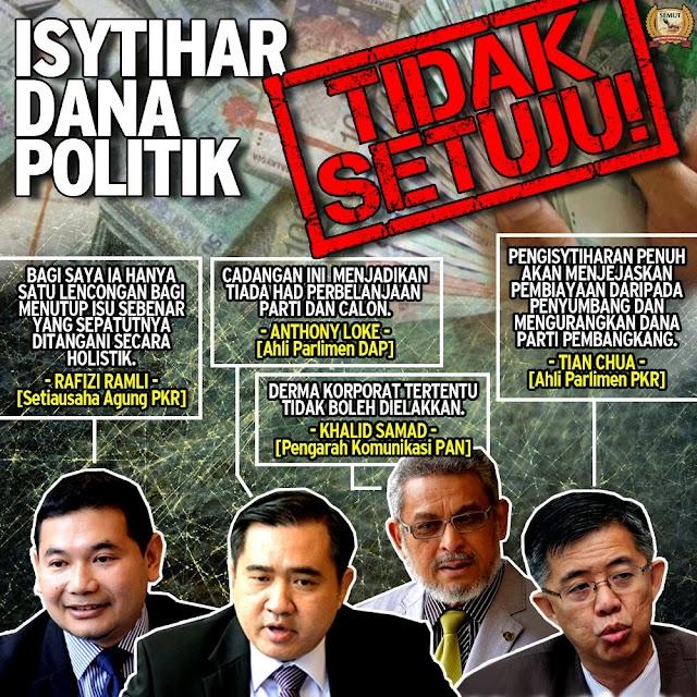 SAH! Yahudi Dana Politik Malaysia?