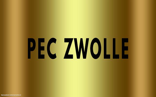 Gouden PEC Zwolle wallpaper