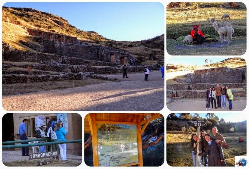 Tambomachay - City Tour em Cuzco
