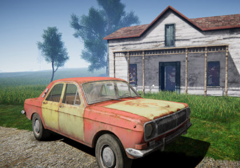 محاكي اليوتيوبرز سيارة قديمة