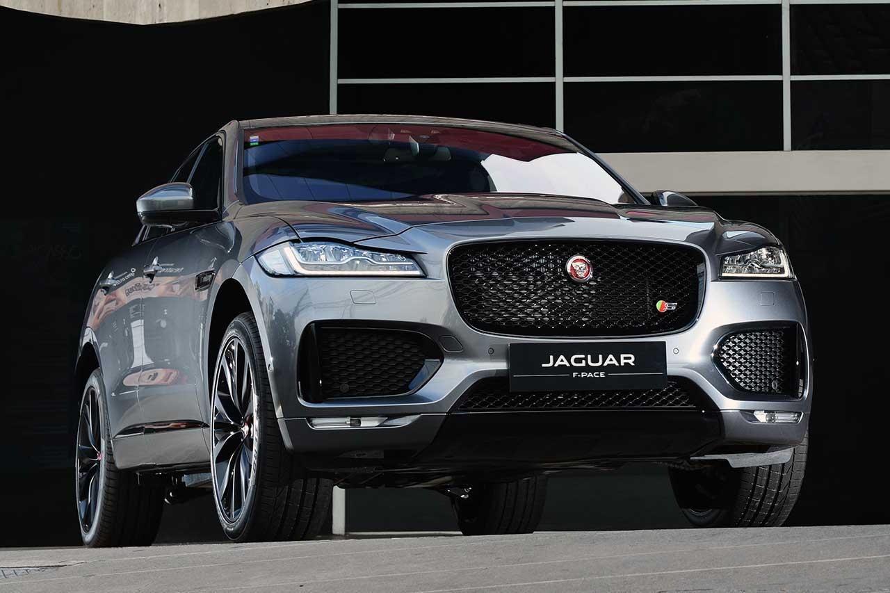 Jaguar lança F-Pace no mercado com preço que parte de R ...
