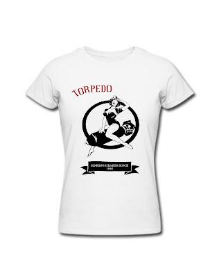 Torpedo Girl T-Shirt