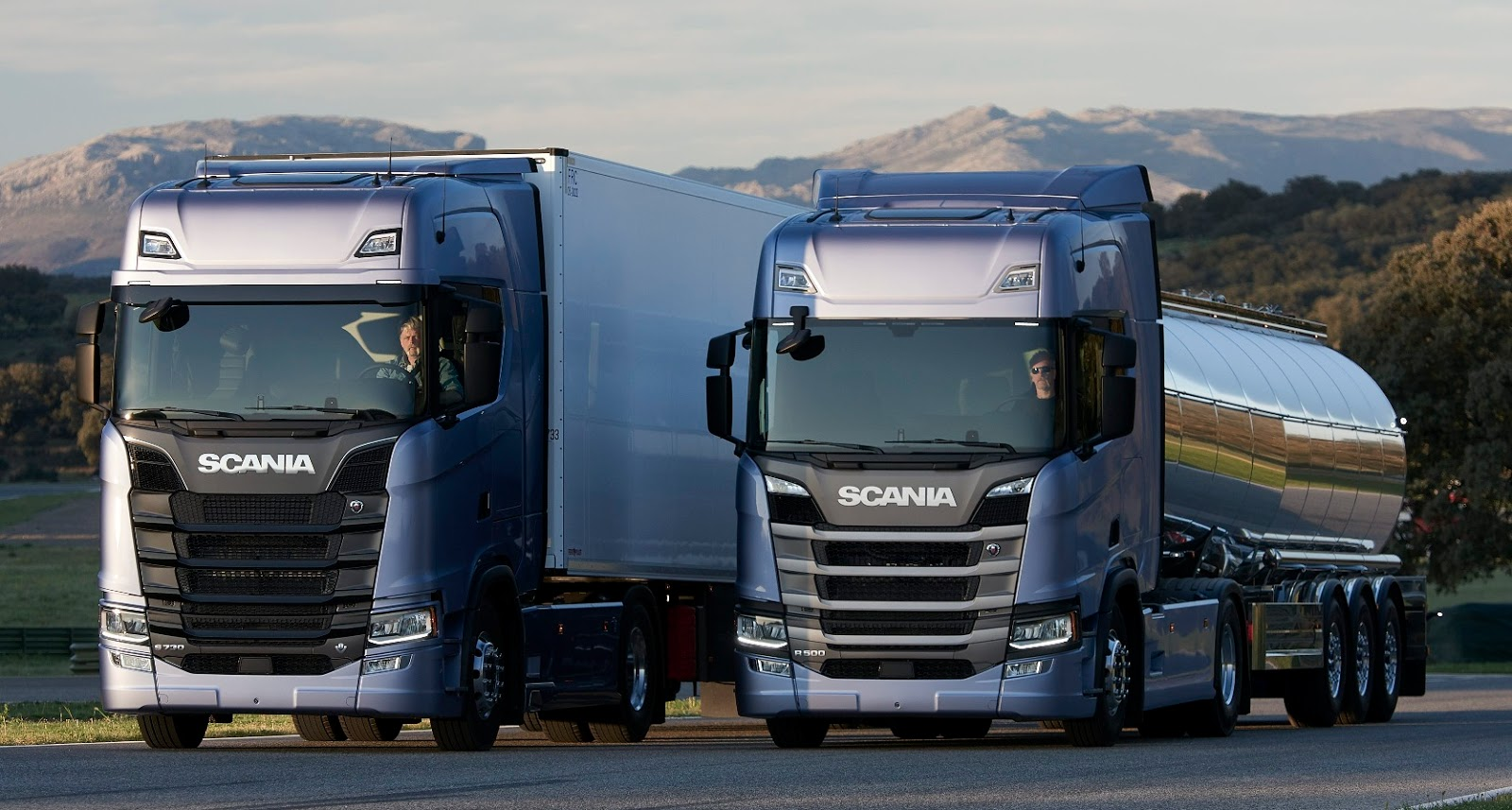 scania 39 s next generation s and r trucks unveiled. Black Bedroom Furniture Sets. Home Design Ideas