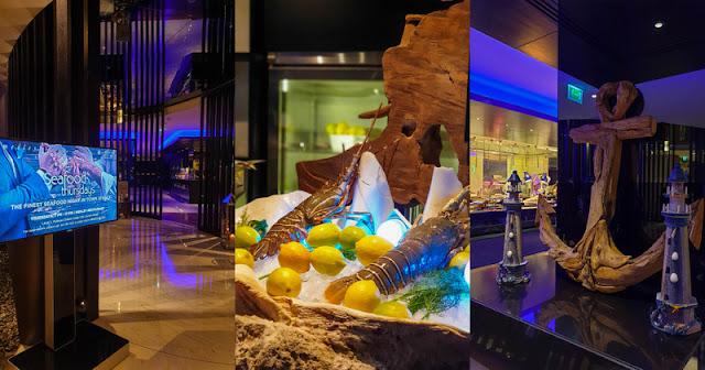 Medley Dubai Seafood Thursdays Buffet