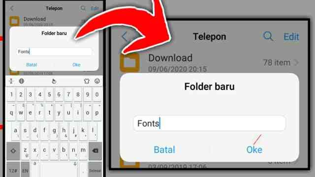 Cara Menambahkan Font ke Aplikasi PixelLab