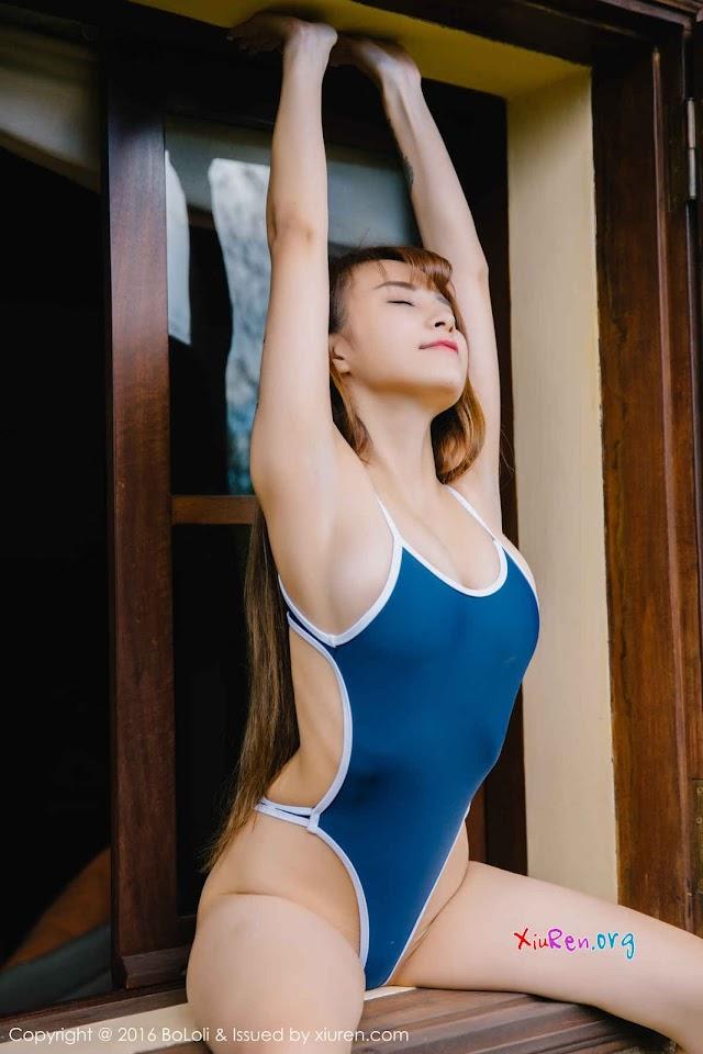 Big Tits Teen Model Gallery: Bololi No.089 Xia Mei Jiang