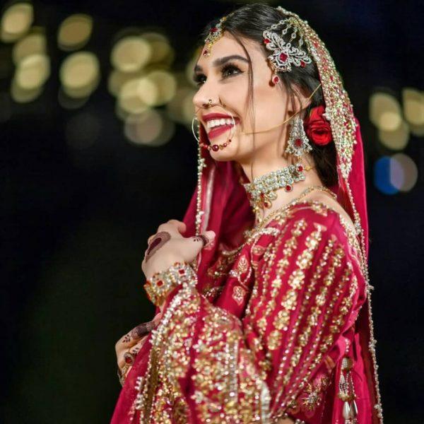 Ertugrul Star Gokce Hatum Stunning Bridal Photoshoot