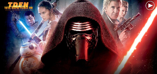 Primul spot tv pentru Star Wars The Force Awakens