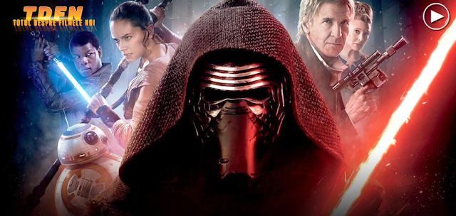 Primul spot tv pentru Star Wars The Force Awakens