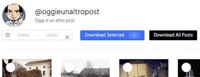 Download all posts