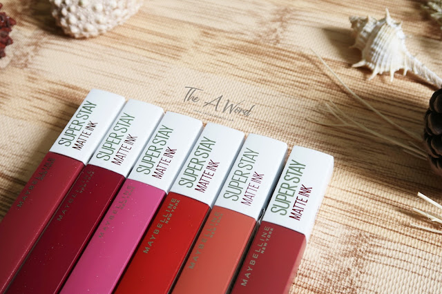 REVIEW Maybelline Super Stay Matte Ink