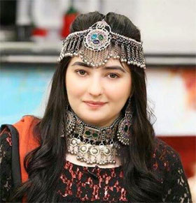 Gul Panra Biography, Height, Age and Mobile No