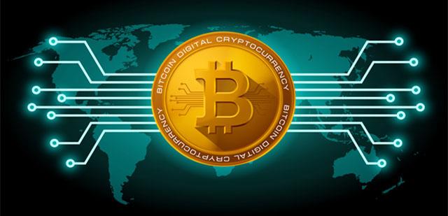 btc bitcoin criptomoeda dinheiro digital