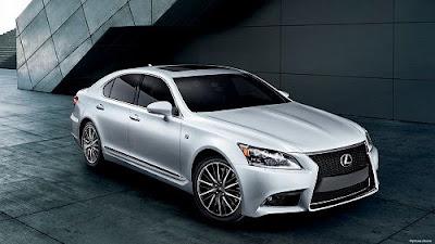 Harga Lexus LS