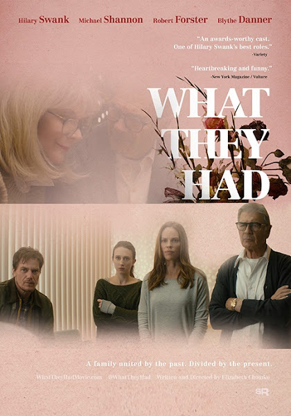 What They Had 2018 Dual Audio Hindi 720p HDRip