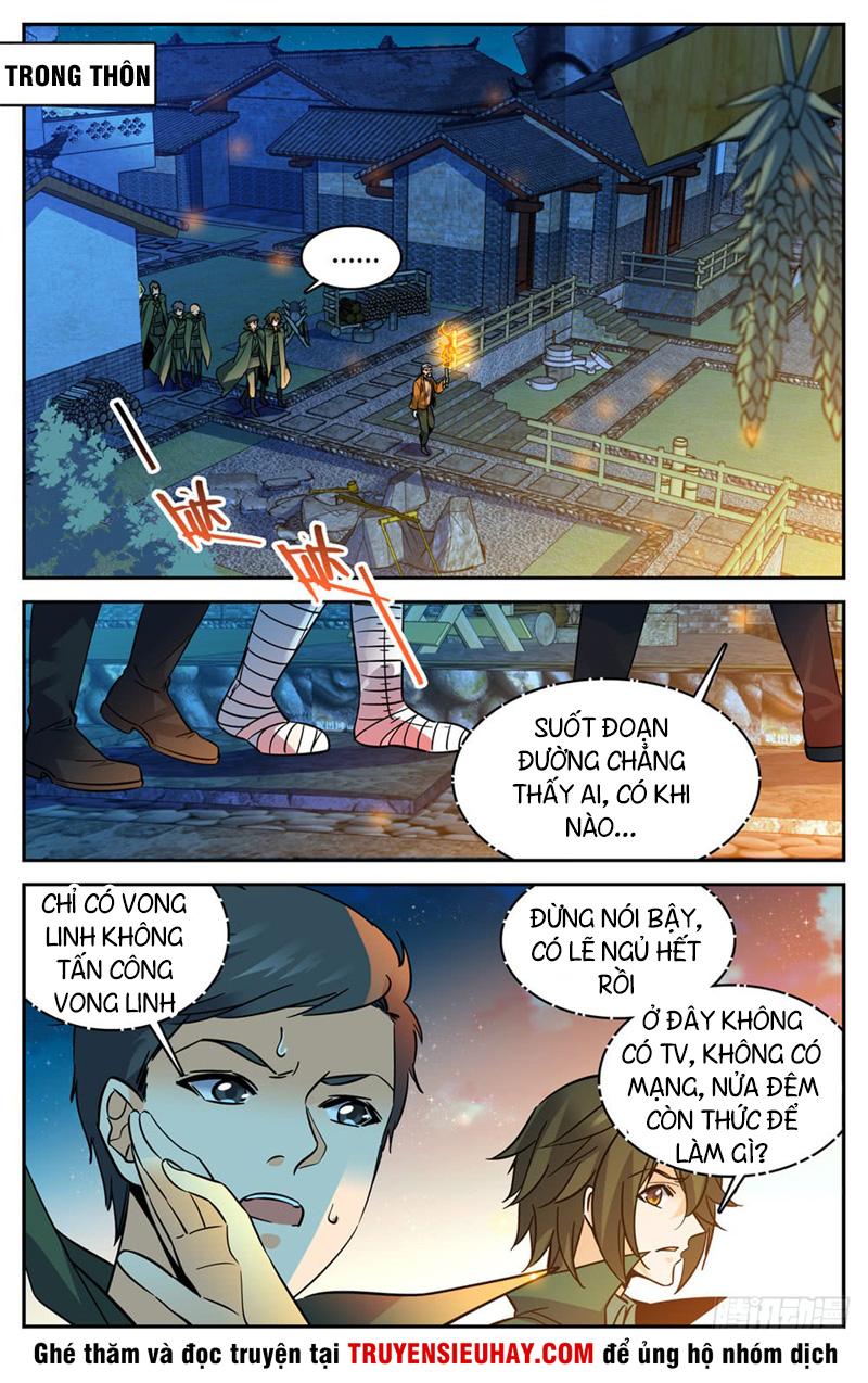 Toàn Chức Pháp Sư chap 353 - Trang 8