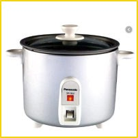 Panasonic SR-3NA Rice Cooker Mini