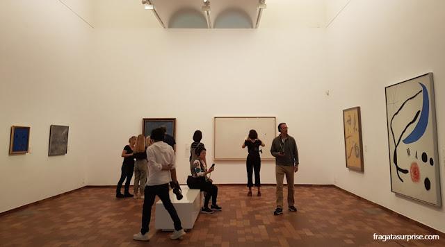 Fundação Joan Miró, Barcelona