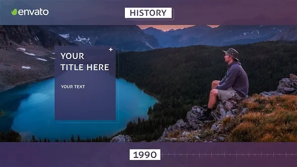 Videohive Timeline and Corporate Promo 19638390