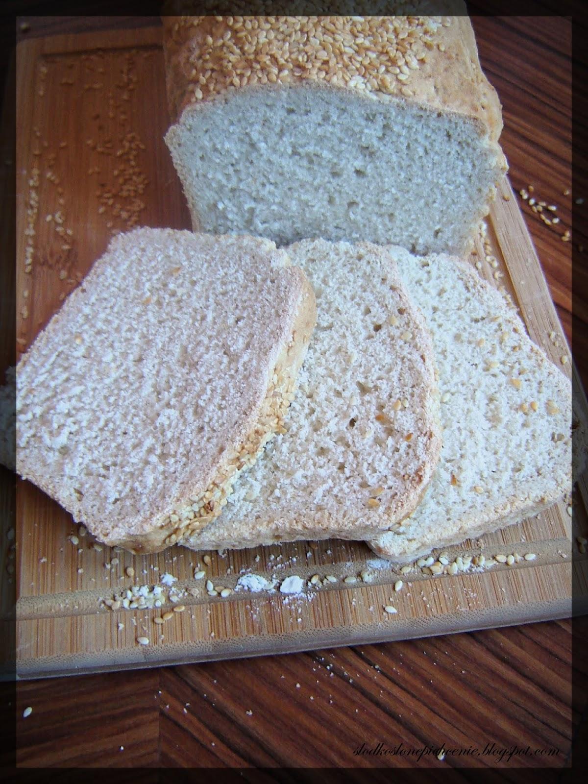 Chleb pszenny z kaszą manną