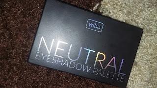 Wibo  Neutral Eyeshadow palette
