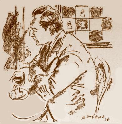 El ajedrecista George Koltanowski