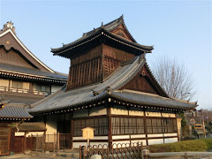 西本願寺太鼓楼