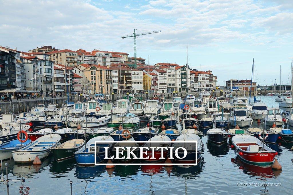 Lekeitio, un imprescindible de la costa vasca