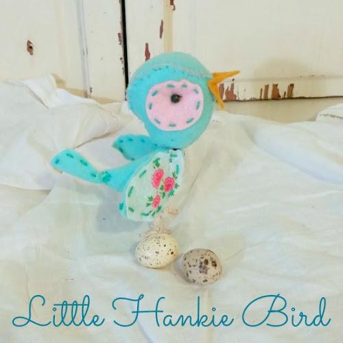 Little Hankie Bird & A Hankie Project Roundup