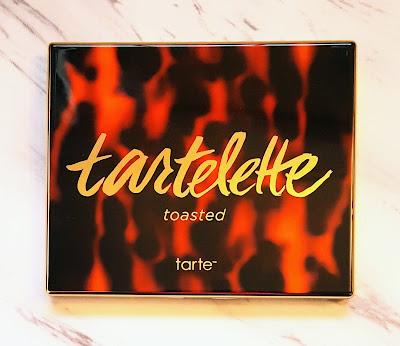 Tarte Tartelette Toasted Palette