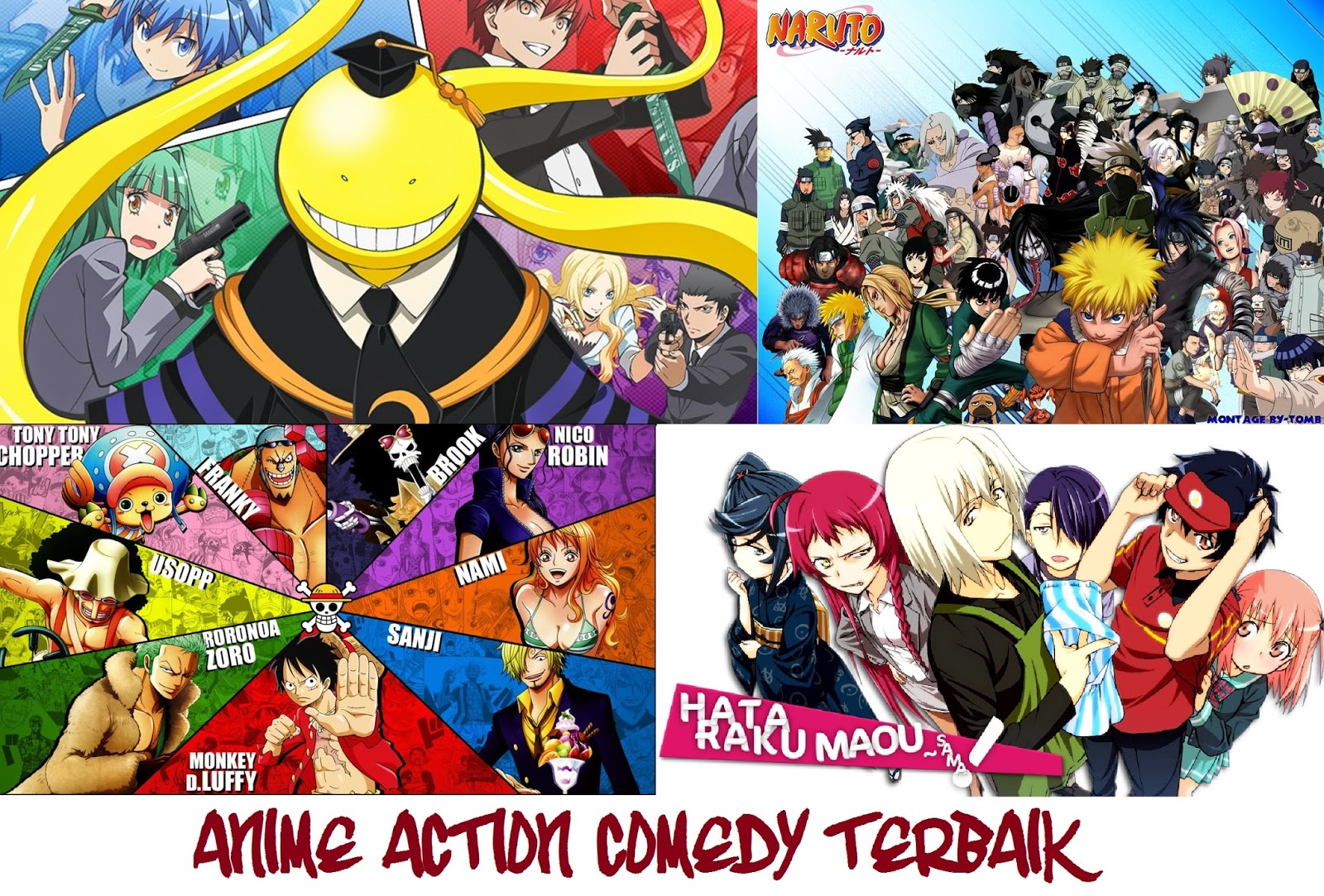 Assalamualaikum Wr Wb Anime Genre Action