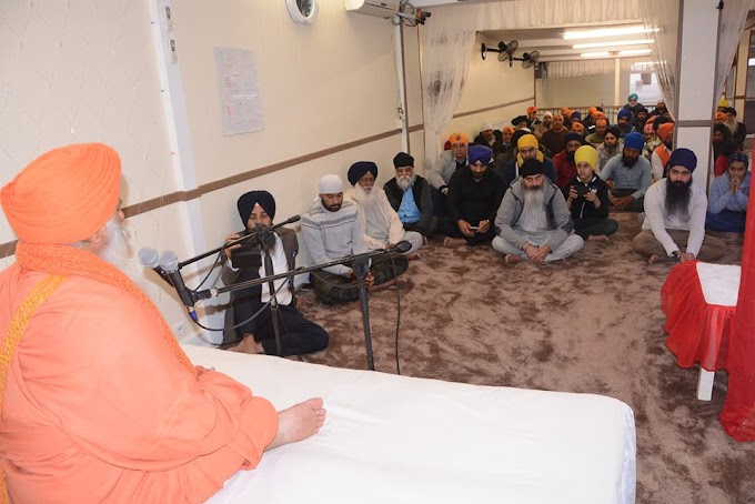 Sant Seechewal said that it is no use of blaming others, we need to look deep into ourseleves
