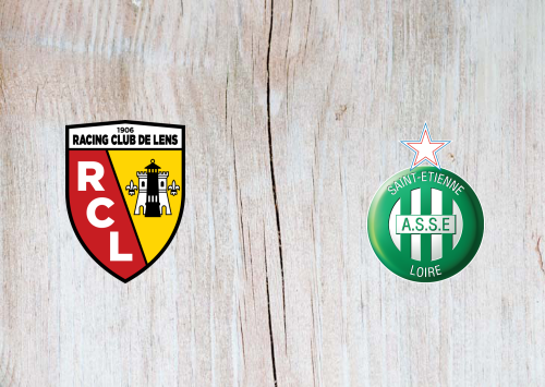 Lens vs Saint-Etienne -Highlights 03 October 2020