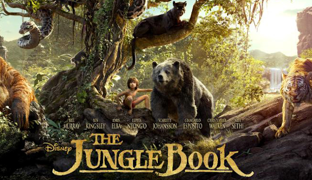 Sinopsis Film Fantasi The Jungle Book