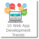10 Most Popular Web Application Development Trends