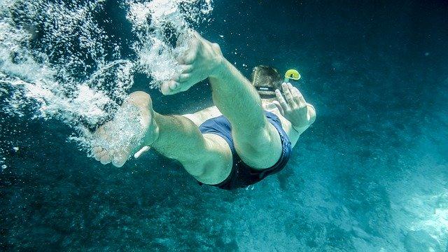 Diving, Diving Halong Bay, Diving Vietnam, Sea Sport, water Sport At Halong Bay, Diving Halong Bay,