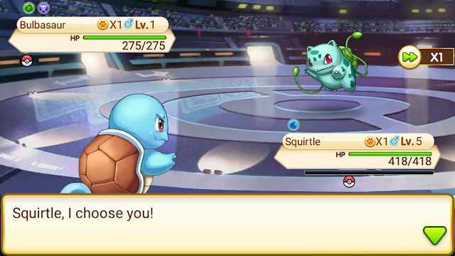 Pet Star Pokemon Game