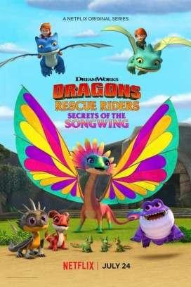 فيلم Dragons: Rescue Riders: Secrets of the Songwing 2020 مترجم اون لاين