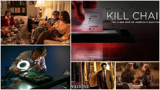 'Kill Chain' el documental de HBO y especial cine de suspense para la cuarentena del coronavirus