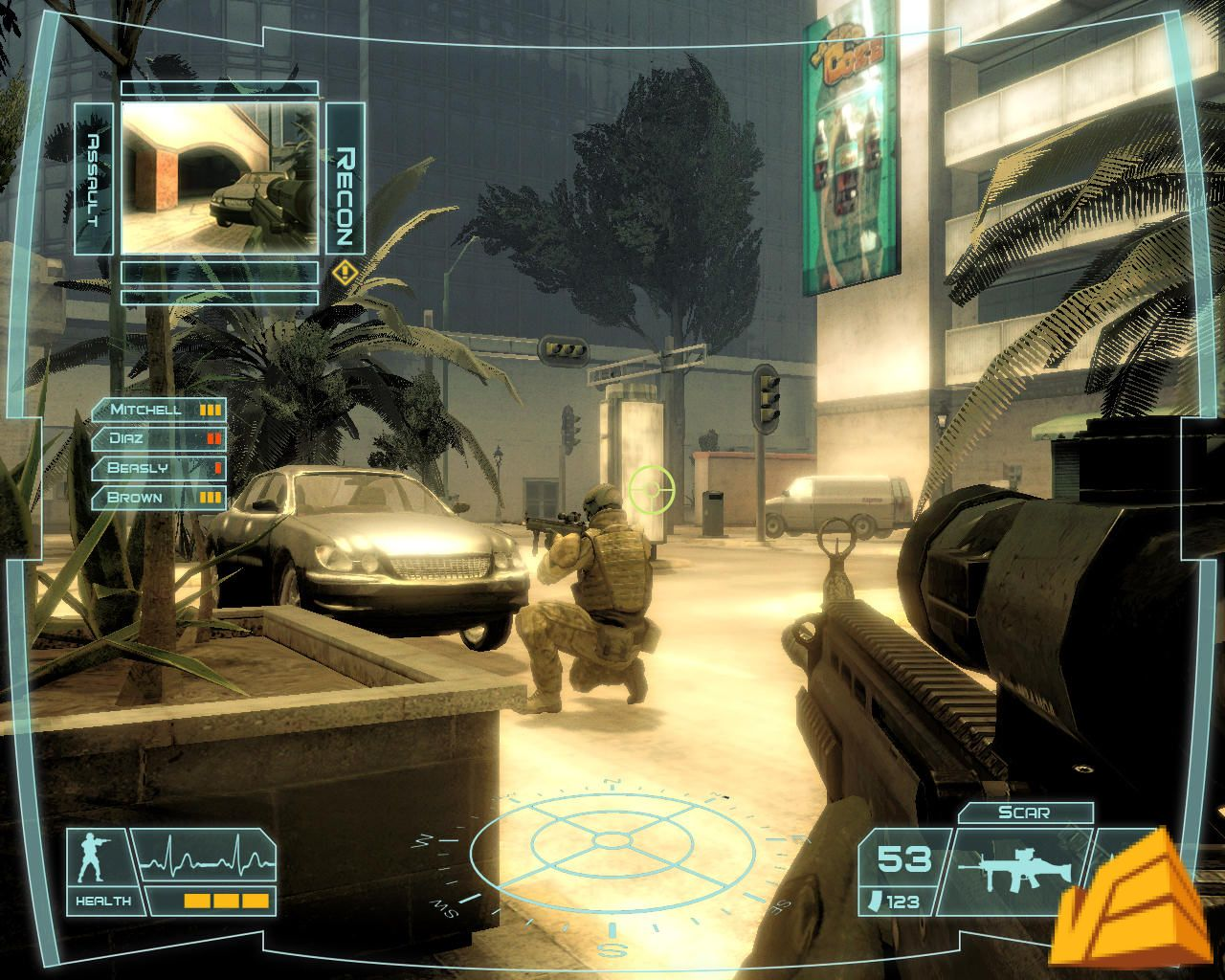 Tom clancy's ghost recon advanced warfighter 2 full game free pc.