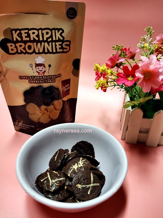 Keripik Brownies Goodman Kitchen