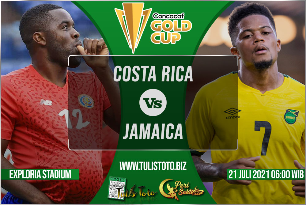 Prediksi Costa Rica vs Jamaica 21 Juli 2021
