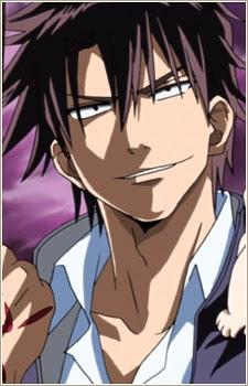 bad anime character