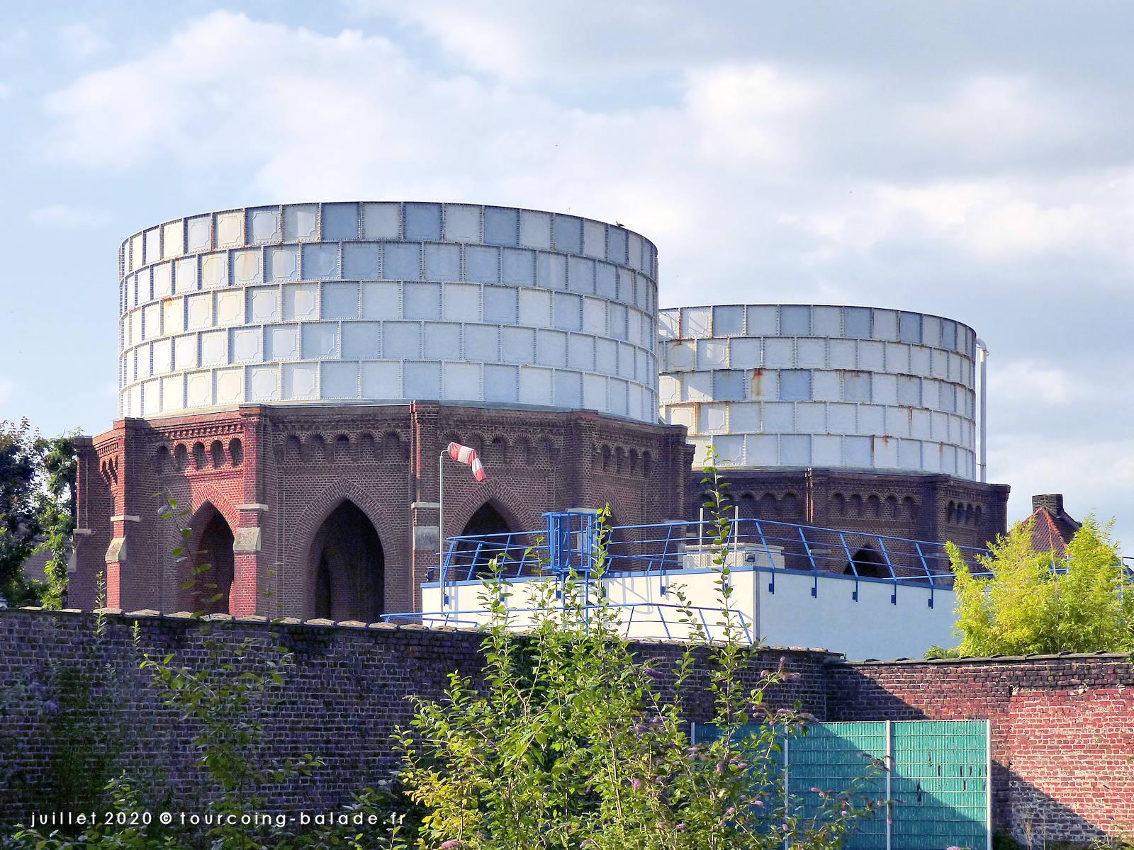 Châteaux d'Eau Soucéo MEL, Tourcoing 2020
