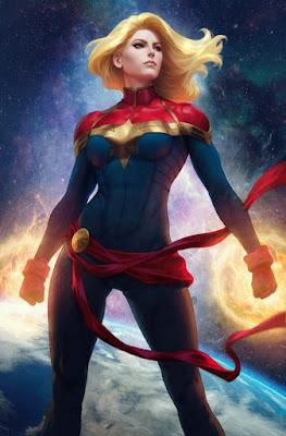 Marvel Comics Captain Marvel