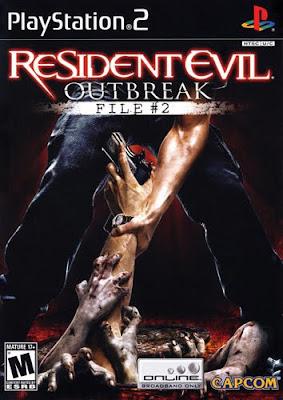 Resident Evil Outbreak File#2 (PS2) 2005